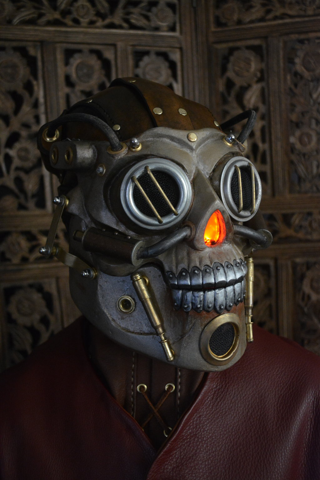 SteamSkull Mask