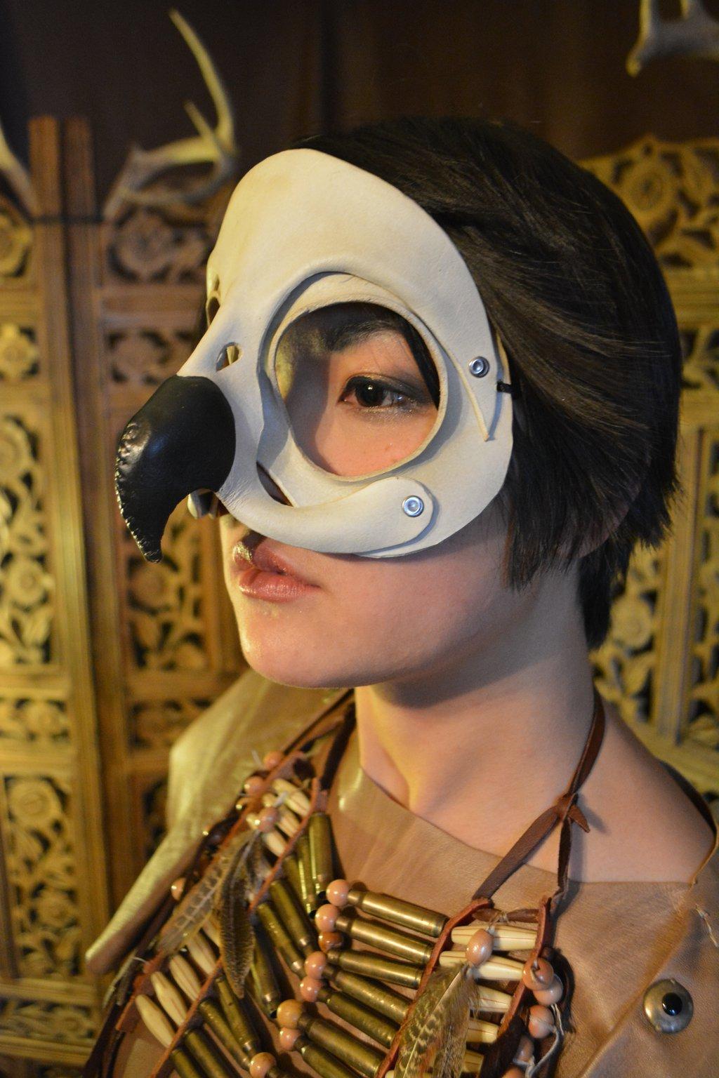 Raptor Skull Mask