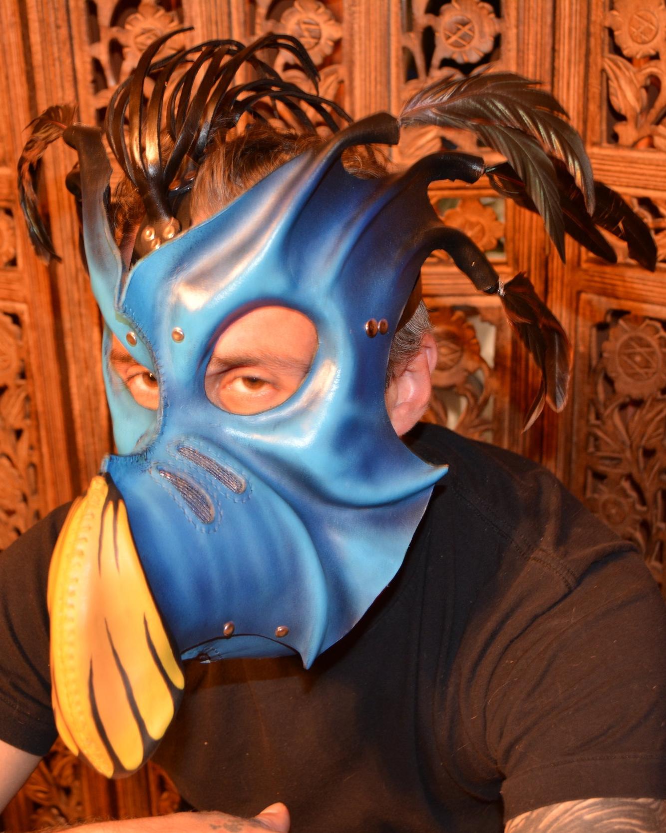 Bandersnatch Mask