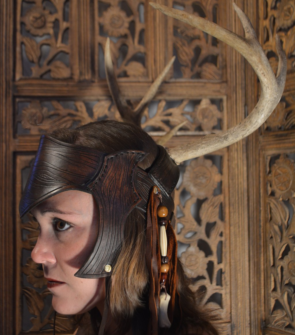 Waywatcher Headdress