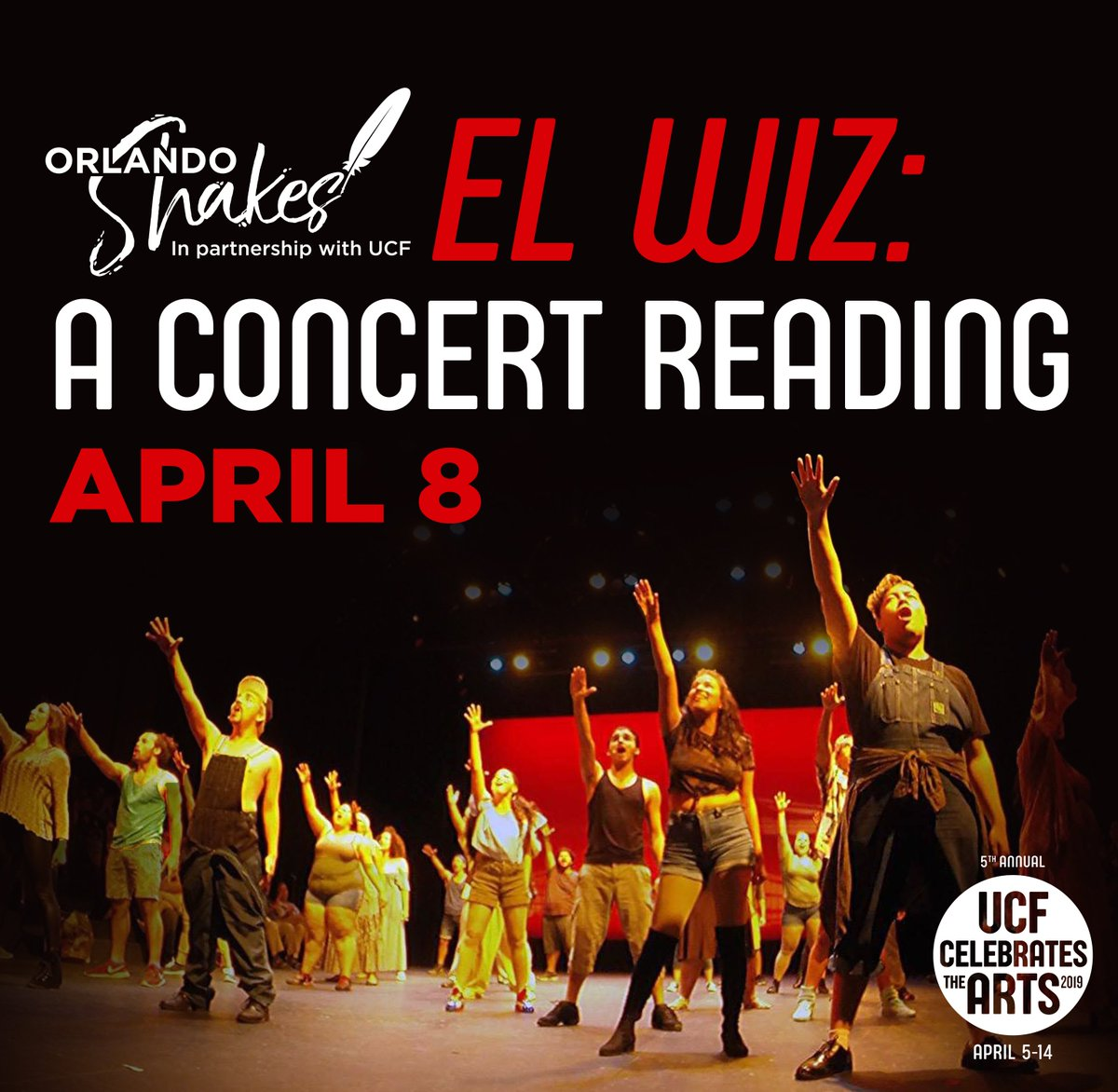 El Wiz - Josh is acting as Music Director for EL WIZ, a new Latinx musical based on the Wizard of Oz. The show was conceived by Juan Cantú and Paul Castañeda and is currently in development. Recently, the show was performed at the Dr. Phillips Center in the Alexis and Jim Pugh Theatre.