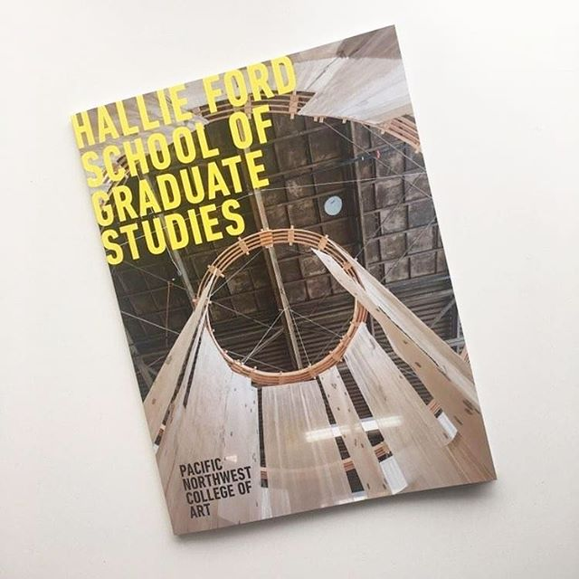 Excited to see my thesis work represented so well in the new PNCA Halli Ford Graduate School brochure! Thanks @diegomportillo for sharing these images with me, and thanks @p_n_c_a, @pnca_hallieford, and @printmediamfa for the past two years!  www.laurengoding.com  #pnca #printmaking #textiles #gradschool #graduateschool #mfa #halliefordschoolofgraduatestudies #thesis #art #artist #installationart #fabric #contemporaryart #contemporaryartist #pdxartist #pdxart #processbasedart #brochure #mfaprintmedia