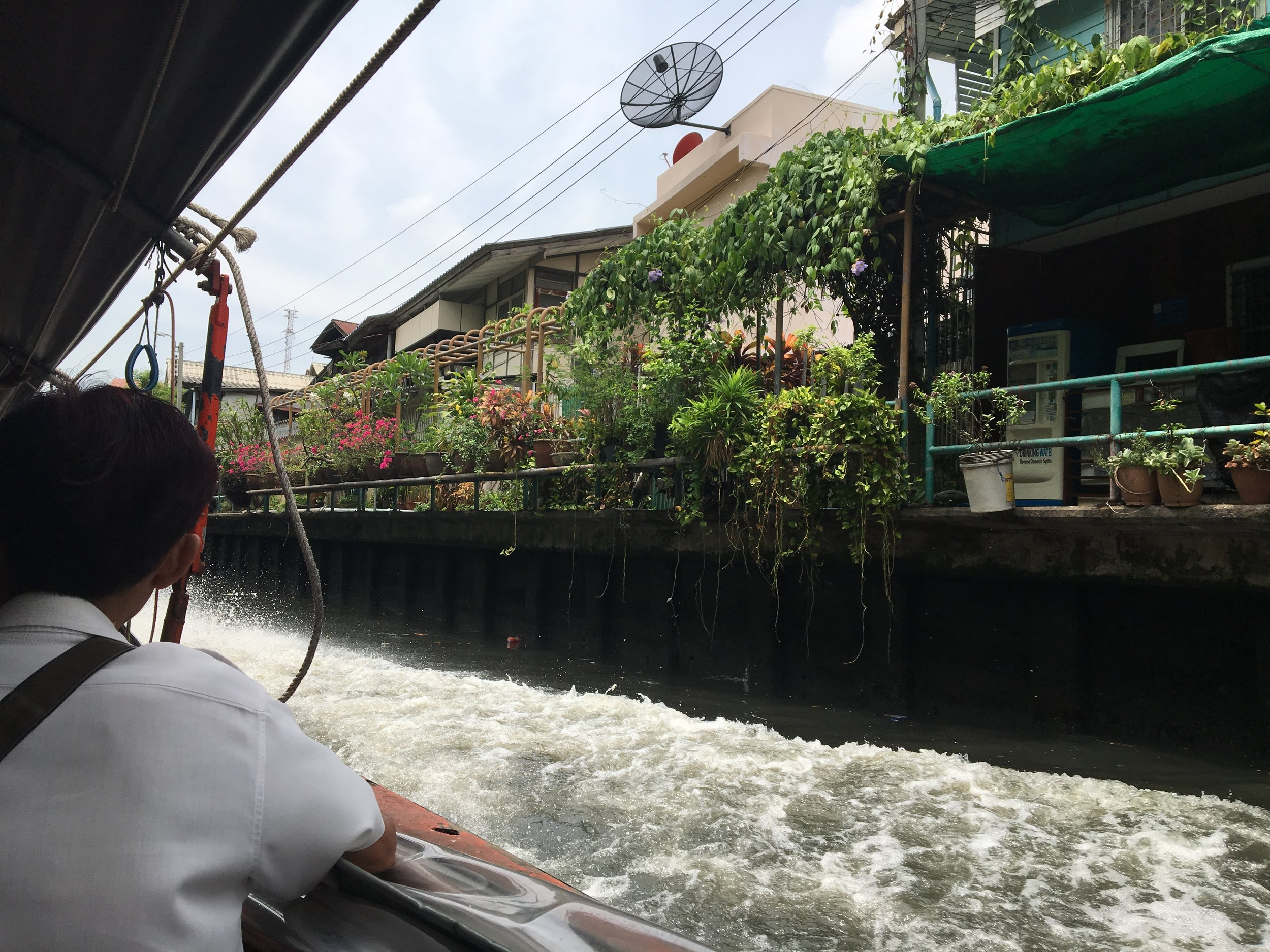 Bangkok Riverboat