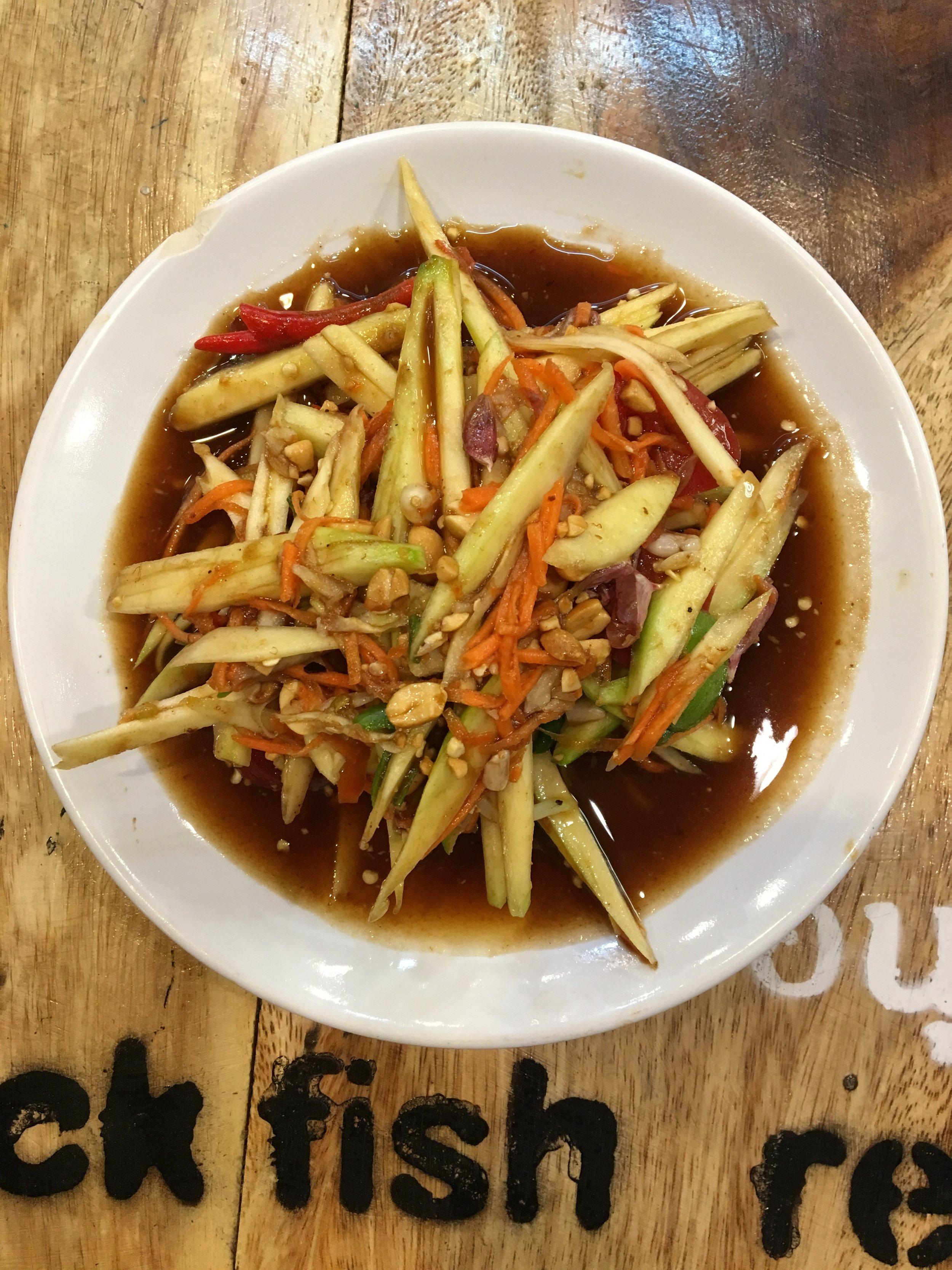 Somtam Thailand Food