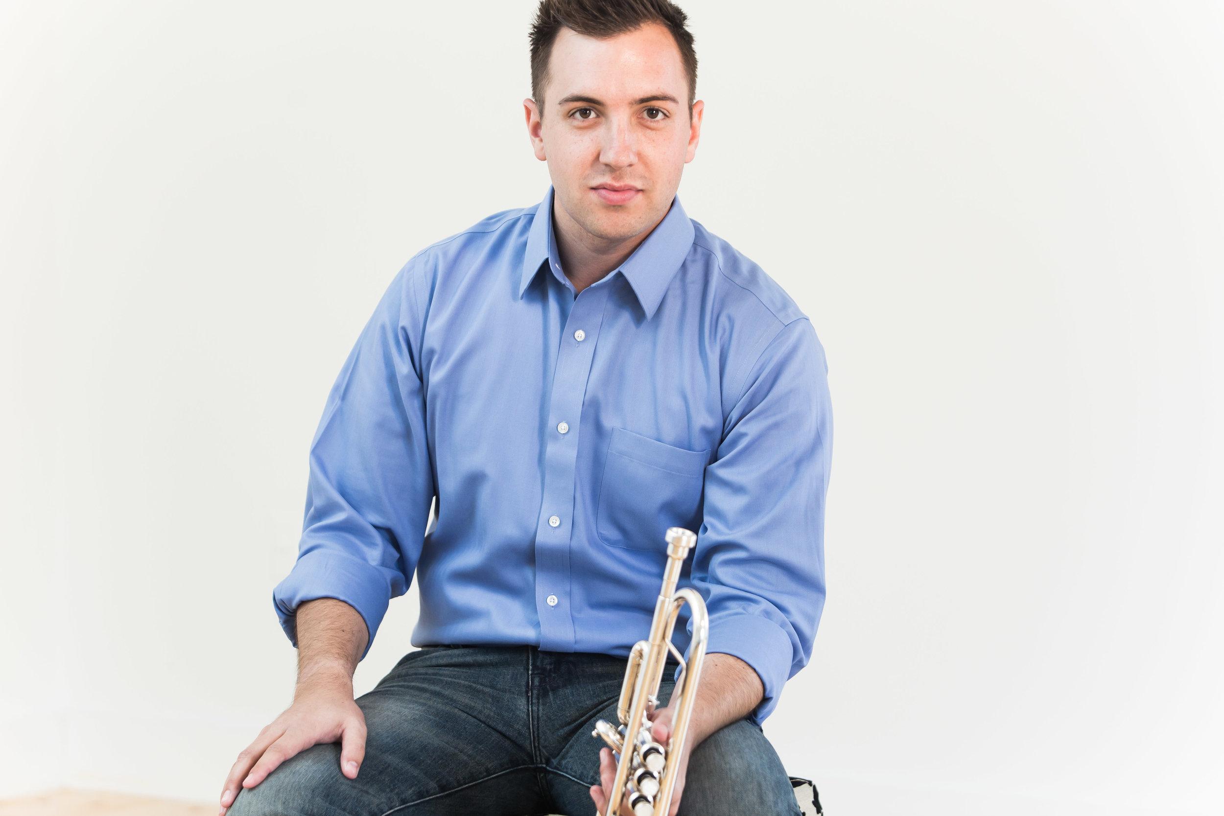 Miles McAllister, Trumpet