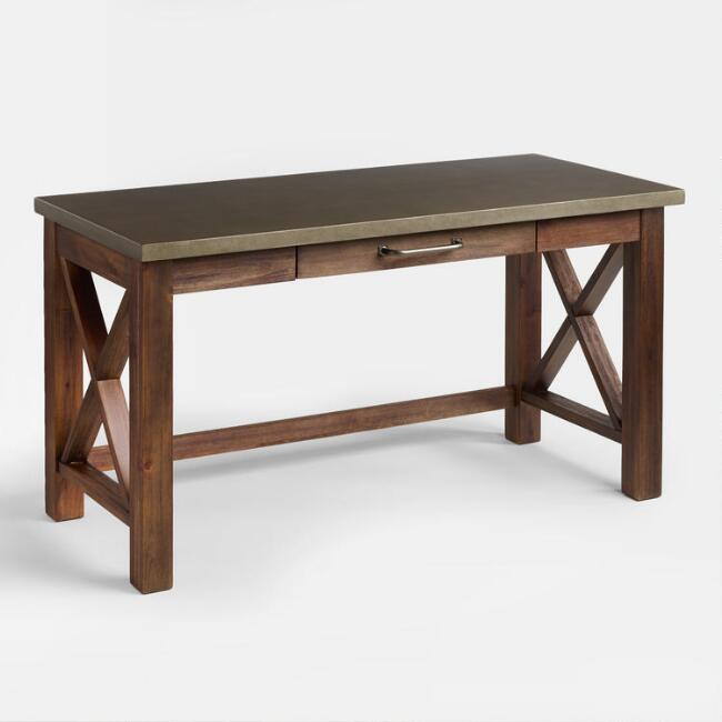 For the teen who's a little bit rustic  World Market | $349
