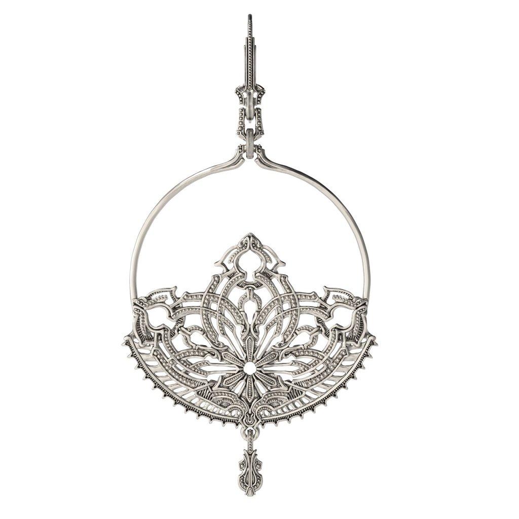 ASTOR & ORION:  Dangle earrings