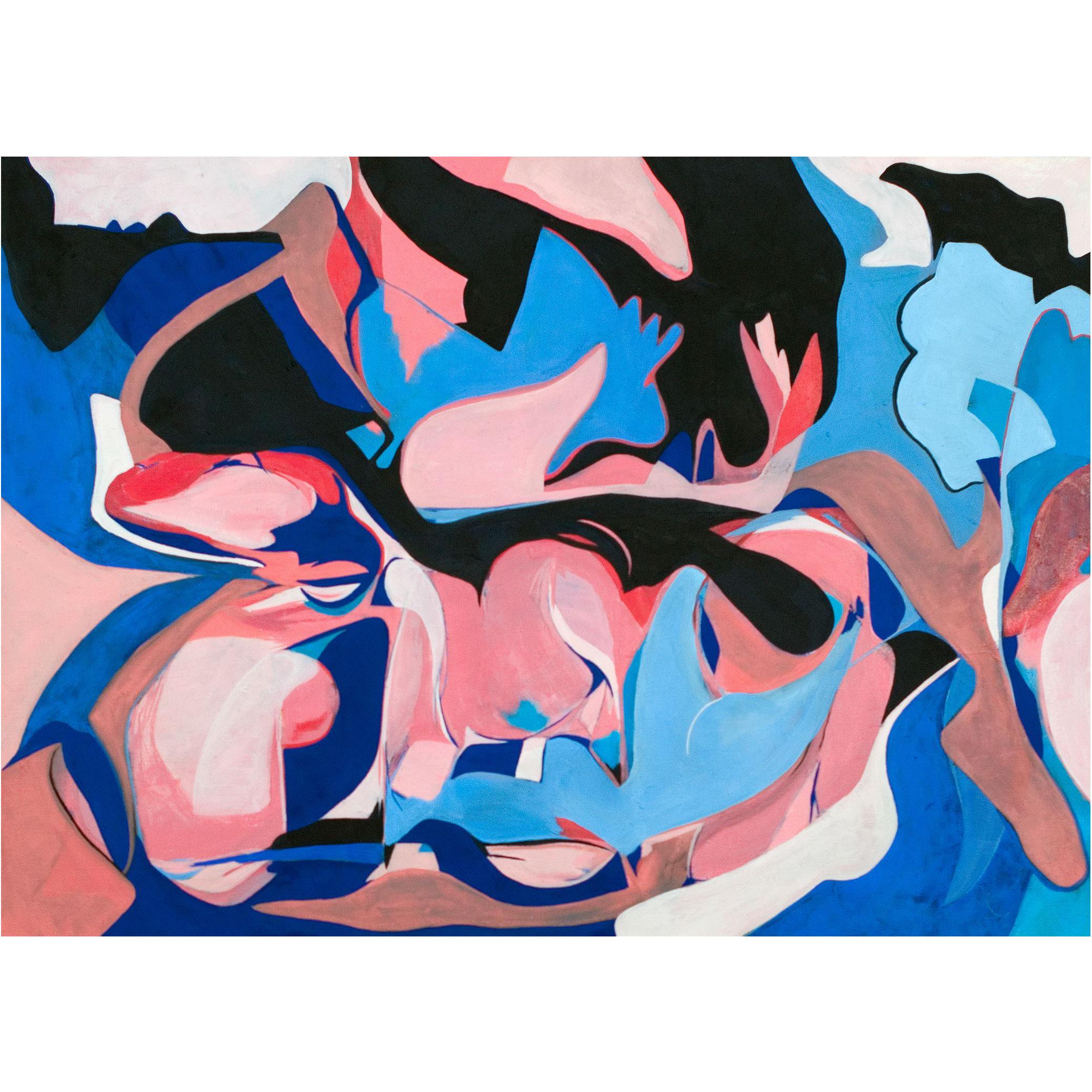KANDRA SCHEFFLER:  Abstract art