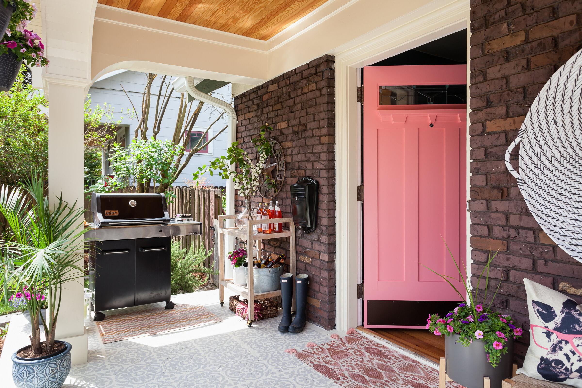 Seattle Front Porch Rebecca Rowland Interiors Interior Designer Seattle Beyond