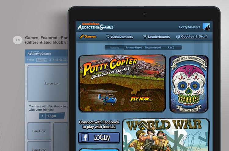 Multigame mobile platform
