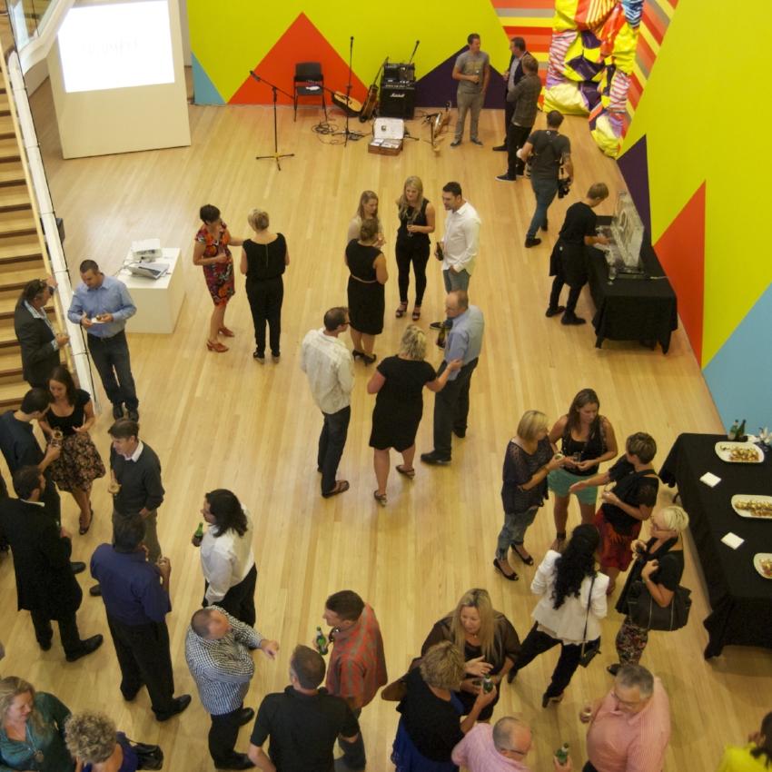 About Tauranga Art Gallery Foundation