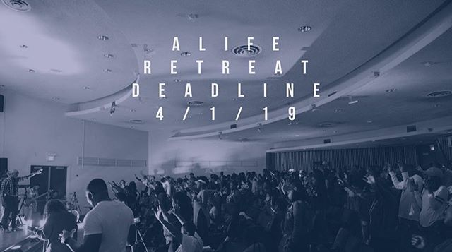 ‼️A.LIFERS‼️ If you have already registered for the retreat and have a balance still remaining, our deadline is tomorrow!! We don't want you guys to miss out in this amazing experience!! Payment Process Step 1: Visit -  https://alifeministry.account.webconnex.com/login Step 2: Enter your user name and password. If you never created an account, please click on claim account and follow the instructions on the preceding page.  Step 3: Once you login, you will have access to your personal profile for the retreat. Click on the Registrations tab located at the top. Step 4: Click on the 2019 A.LIFE Retreat Step 5: Click on Edit located in the Registrant #1 section Step 6: Click on Full Payment. The system will only charge you the remaining balance. That number will be displayed at the bottom of the page. Once you scroll down you will be prompted to pay either with card that is on file or with a new card.  Step 7: Click Submit