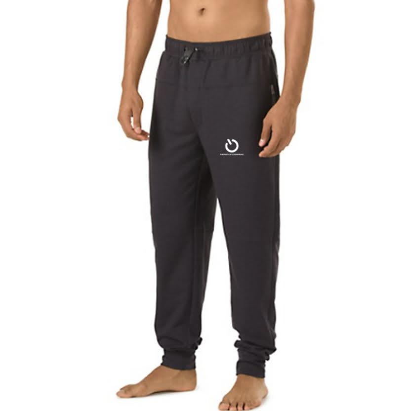 TOC Speedo Poly Blend Joggers with logo