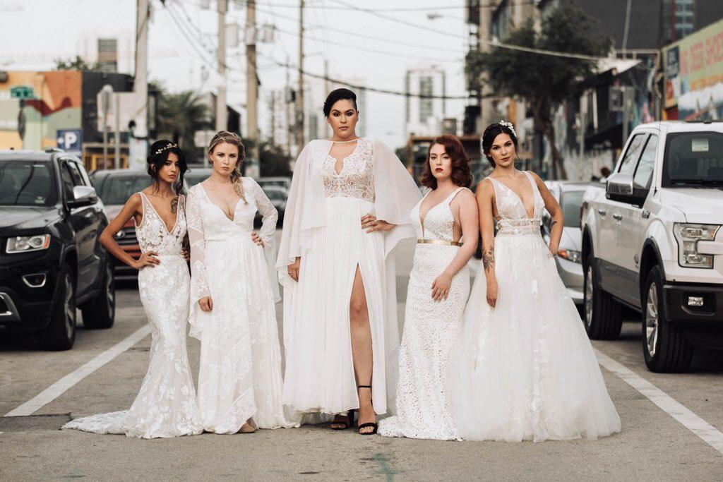 Dani for   A&Bé Bridal