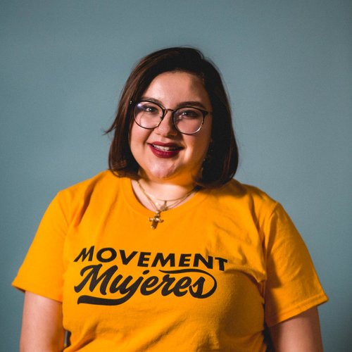 Movement Mujeres Fellow, Dorothy Villareal.