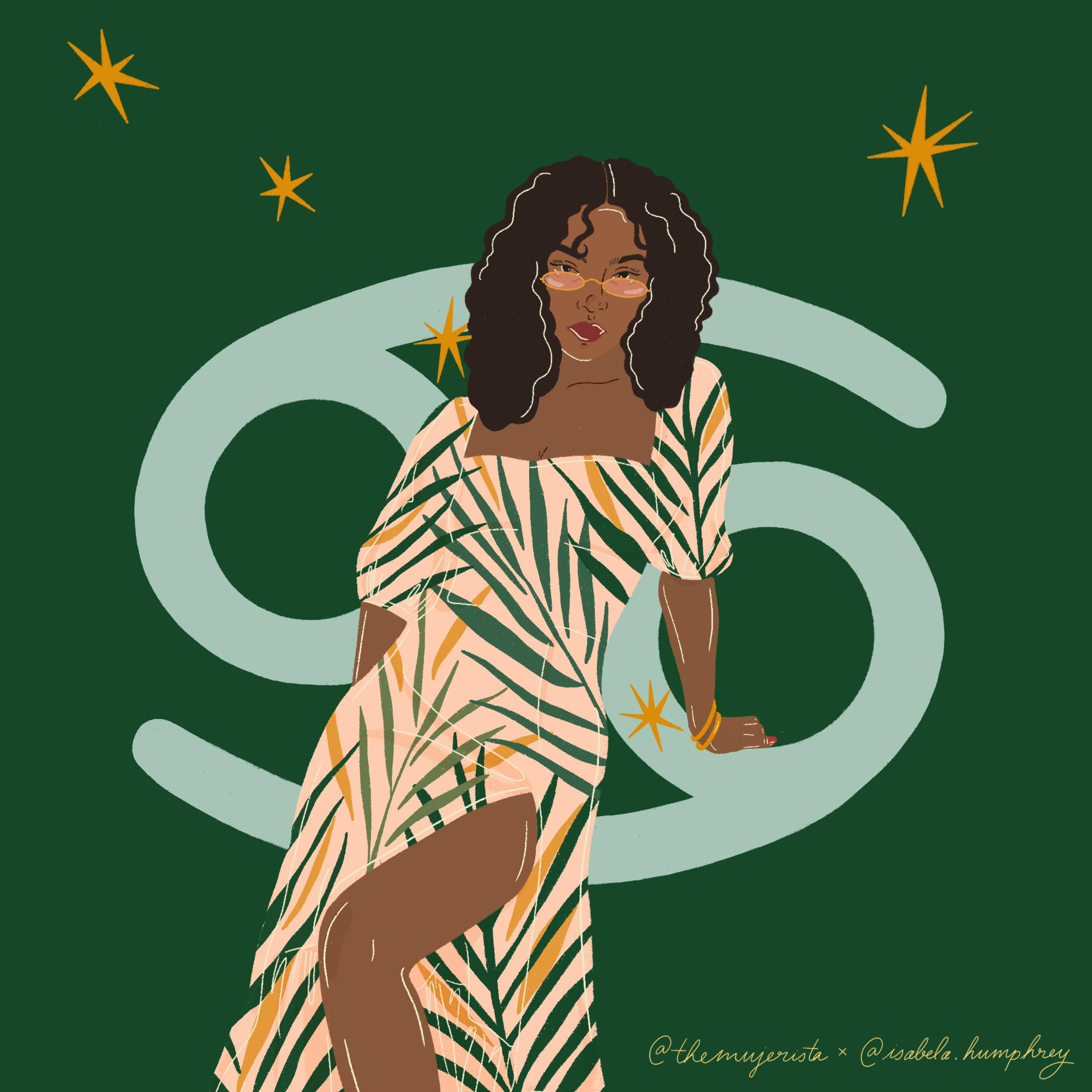 Illustration by   Isabela Humphrey