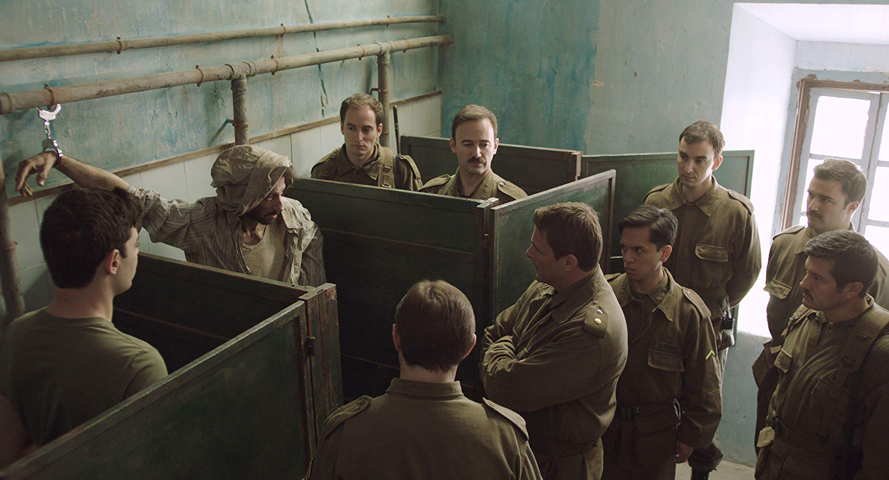 Still from director Alvaro Brechner's  A Twelve-Year Night  (Netflix)