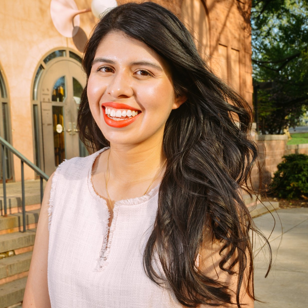 About the writer… - Kim Hoyos is a Latina filmmaker, Digital Strategy Coordinator at MTV Social Impact as well as founder of the Light Leaks. She is primarily a filmmaker, but works to highlight the need for representation in media. At MTV, Hoyos strategizes digital campaigns that connect to social impact issues the MTV audience cares about. Hoyos has written for Refinery29, BUST Magazine, We Are Mitu, and has had her visual work published in Brit + Co., CNBC, HelloFlo, and more. Additionally, she's done speaking engagements on topics ranging from mental health to creativity to representation in film for Urban Outfitters, Firefox, and at various film festivals as well as universities.