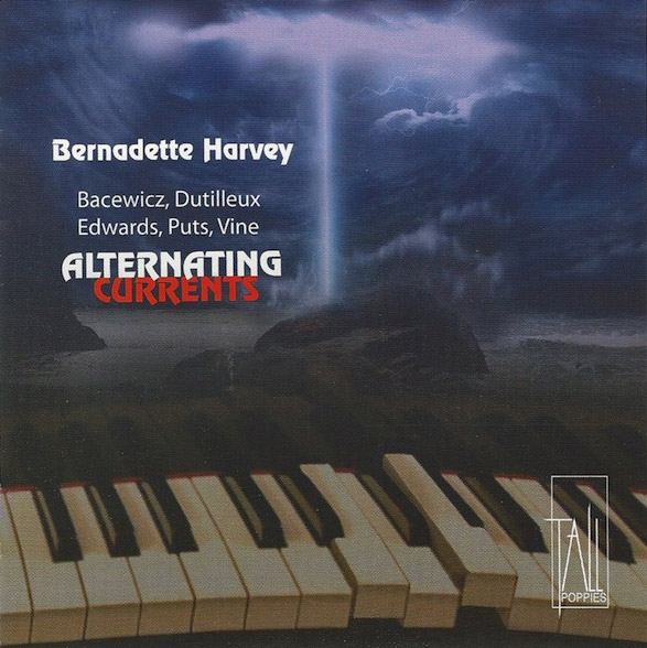 Alternating Currents - Bernadette Harvey - piano