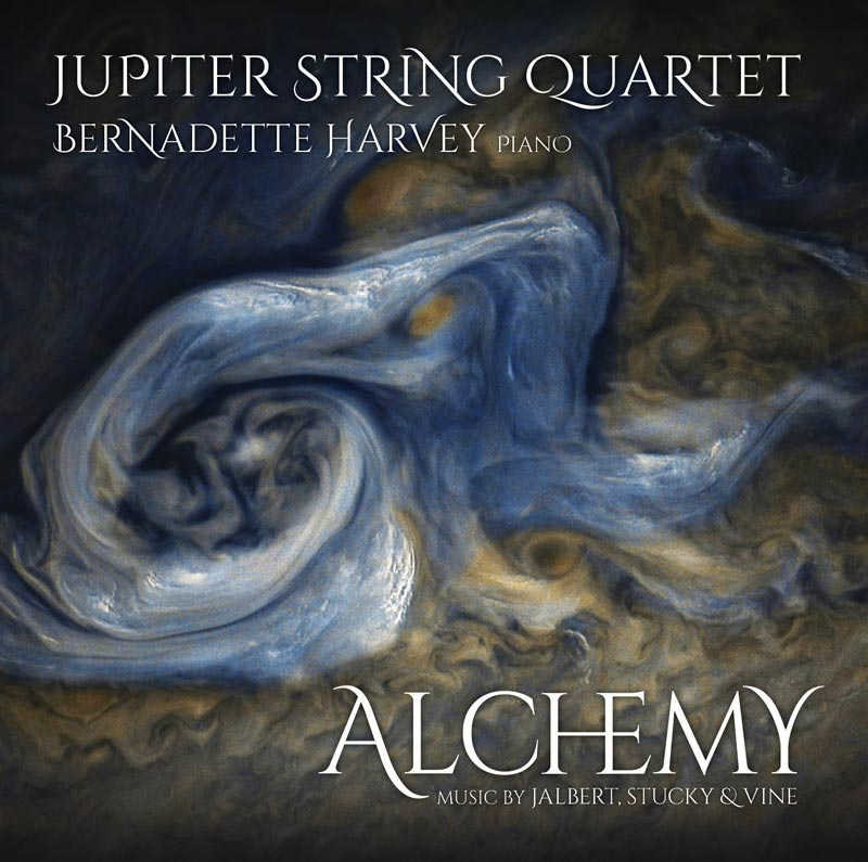 Alchemy - featuring works by Pierre Jalbert, Composer, Steven Stucky and Carl Vine