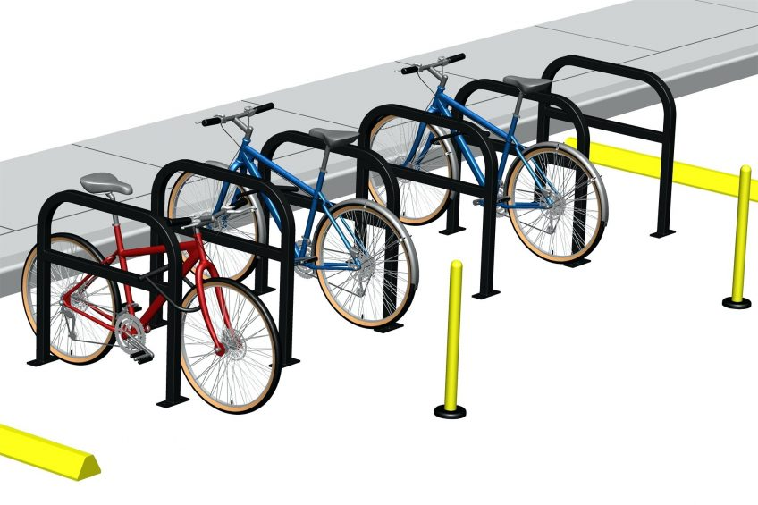 hitch-bike-rack-bike-corral-with-surface-mounted-staple-bike-rack-bike-wall-rack-848x565.jpg