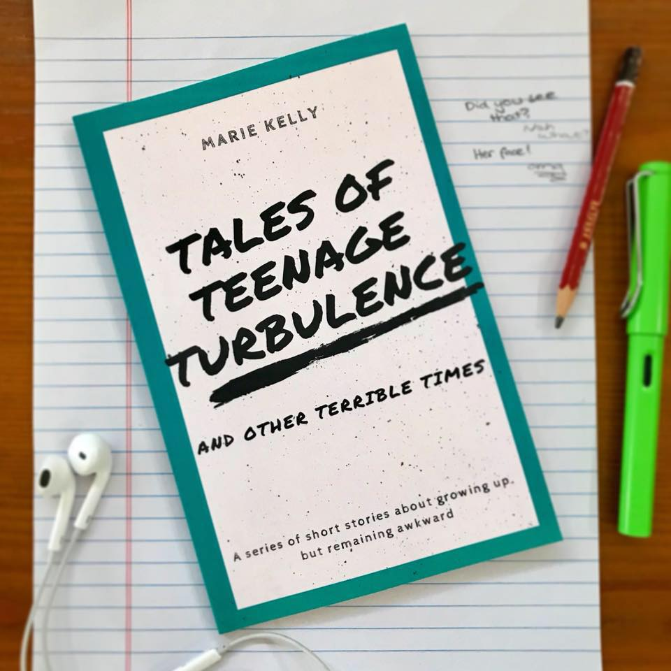 Tales of Teenage Turbulence and Other Terrible Times is Marie's most recent publication. An anthology of short young adult fiction. The inspiration for this book was the notion that