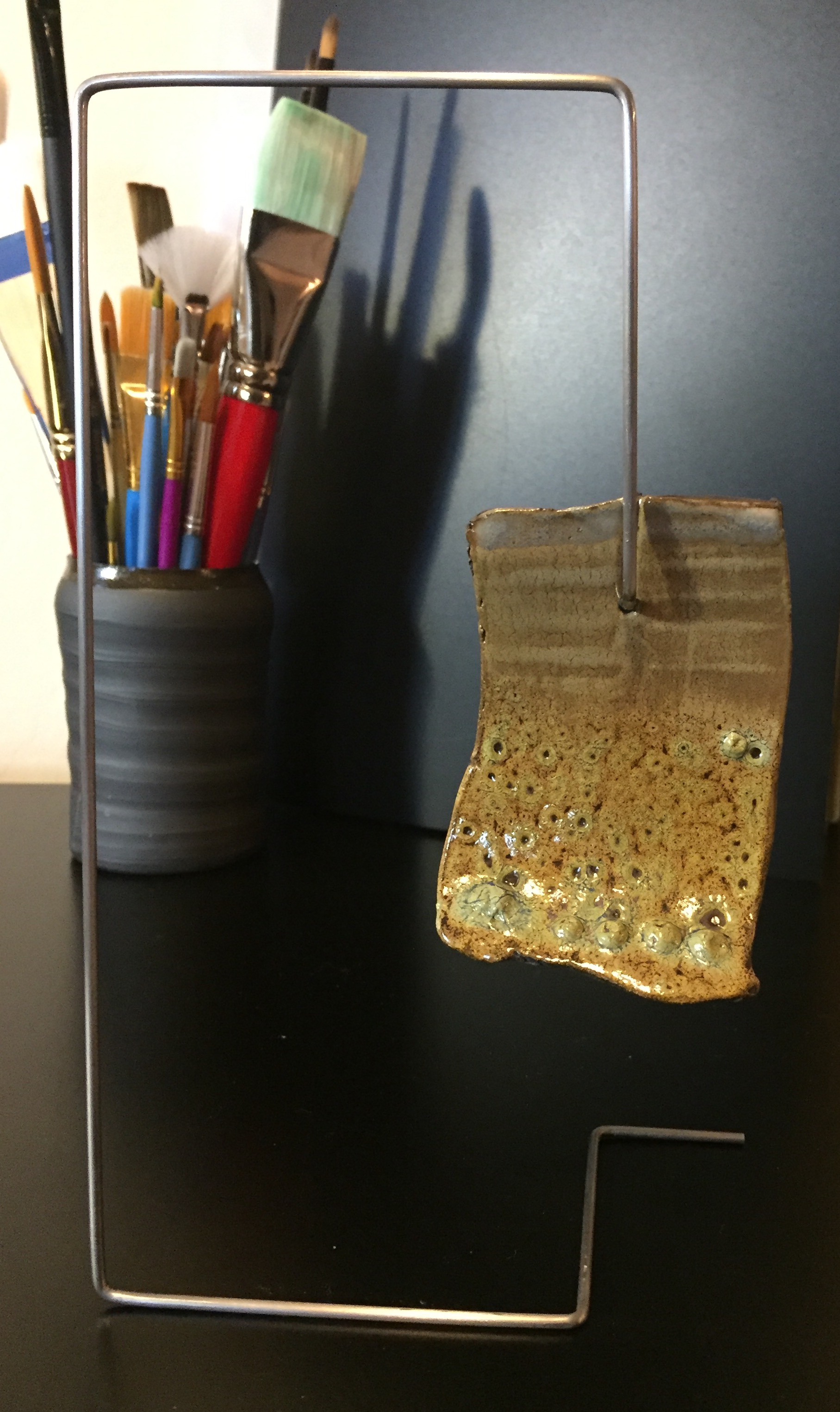- hanging honeycomb  5