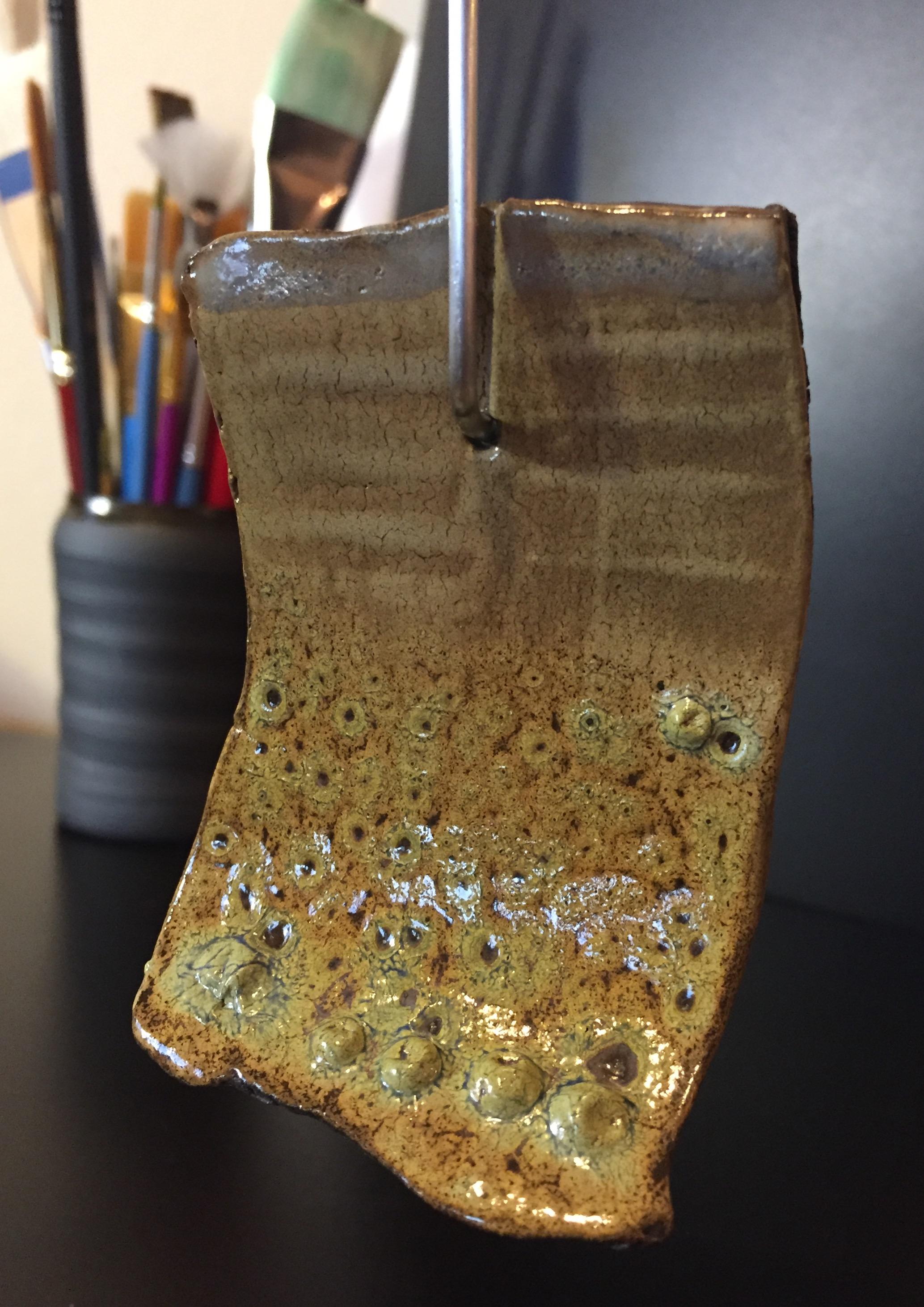 - hanging honeycomb (detail)