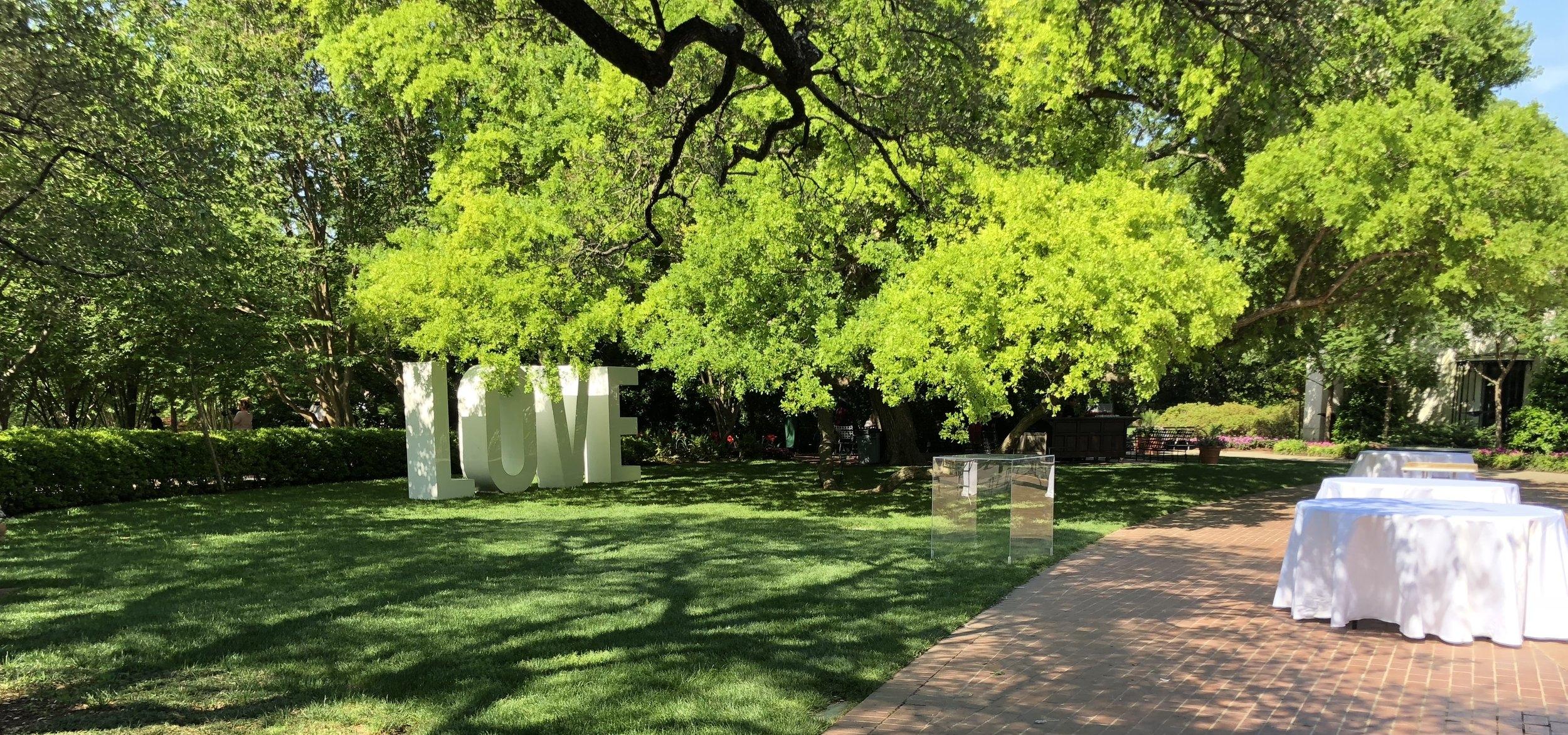 DeGoyler   Dallas Arboretum and Botanical Garden