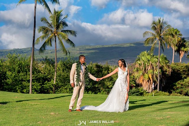 Did you guys know we plan destination weddings too?  Last week we spent time in Maui  For Crystal + Chris wedding. They came to us last August after their engagement which had also taken place in Hawaii. 10 months later we took them back and they are now Husband and Wife! 🥰  Thanks @james_willis_photography  for coming along for the ride and capturing such great images.  #dallasbride #maui #mauiwedding #destinationwedding #destinationweddingplanner  #blackbride1998 #munaluchi #weddingplanner #dallasweddingplanner #weddingphotography #swanksoiree