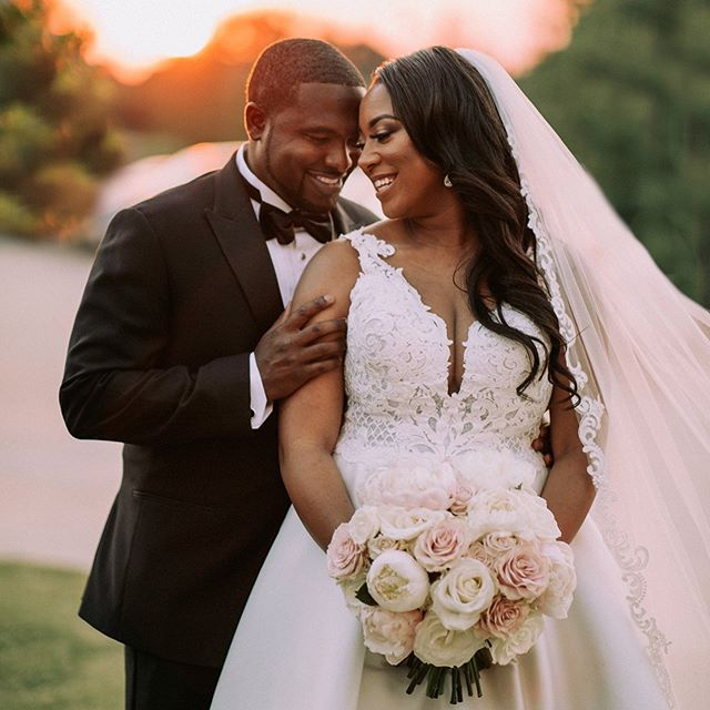 This? Oh, just all kinds of gorgeous from @bay_productions. Lovin' our clients Joe + Mickala 😊  We are just over here patiently waiting for the images to drop!  Beautiful bouquet by @blueposy . . . . .  #dallasweddingplanner #dallasweddings #destinationplanner #swanksoiree #bride #groom #weddings #hprealweddings #texasweddings #dallasbride #swankcouple #dfwweddingplanner #eventplanner #dallasbride #aisleperfect #texasbride #blackbride #blackbride1998 #lovetoplan #lifeofaweddingplanner #style #weddingstyle #weddinginspo #weddingcenterpieces