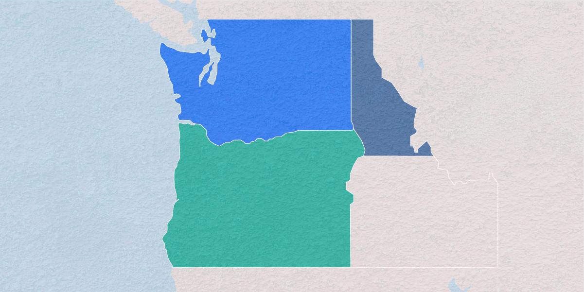 Serving - Washington, Oregon, and Northern Idaho