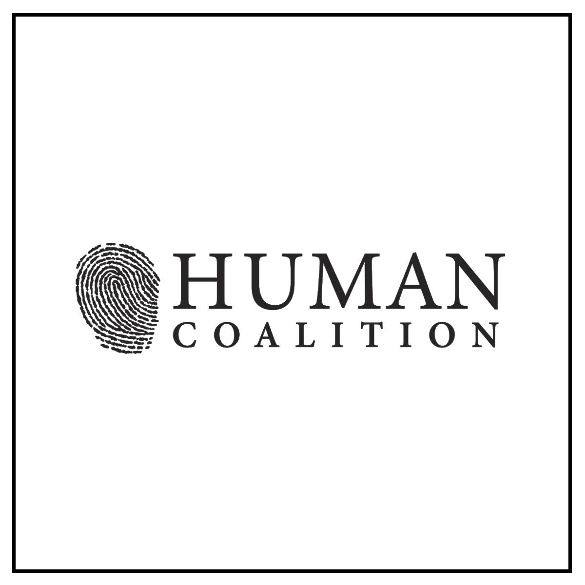 Human Coalition Logo B+W Square.jpg