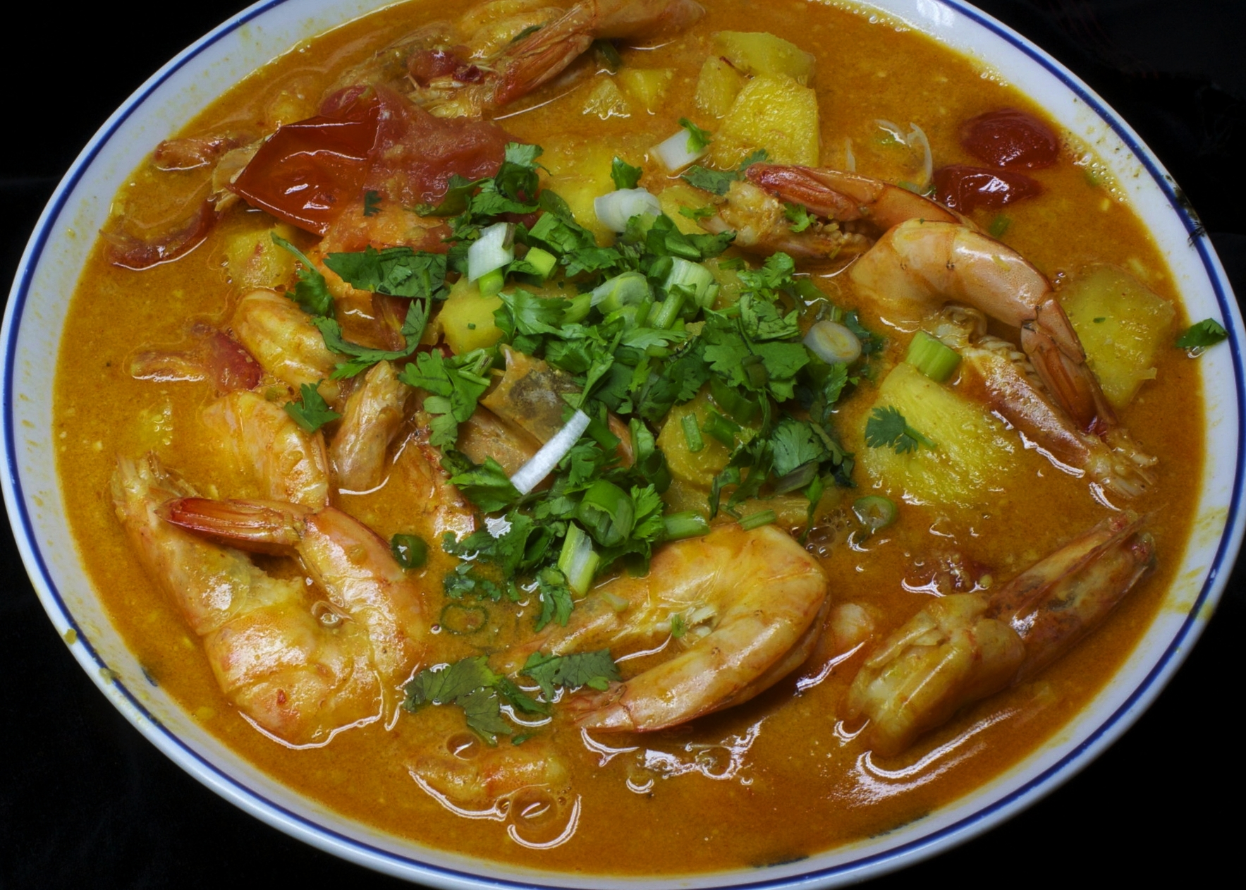 Currying Favors Around the World -