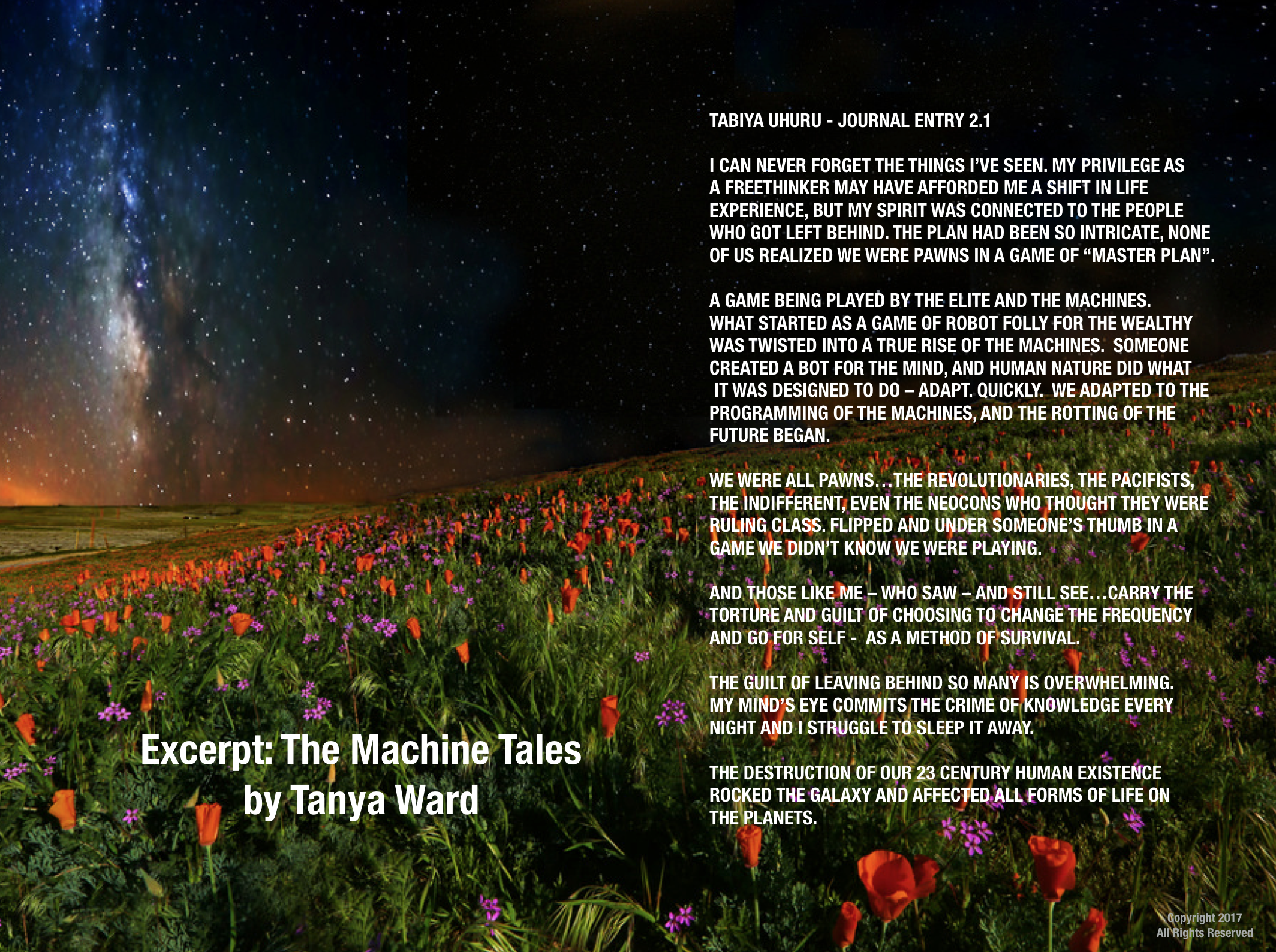The Machine Tales