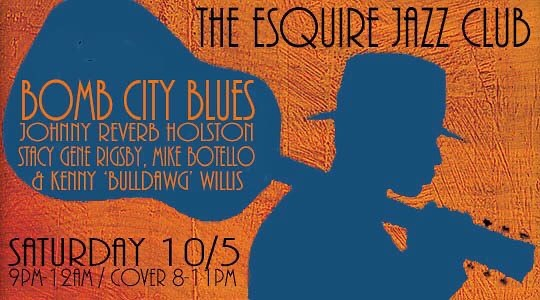Amazing upcoming show on Saturday! See you at The Esquire! Ticket link in bio👆🎶🎶🎵🎶