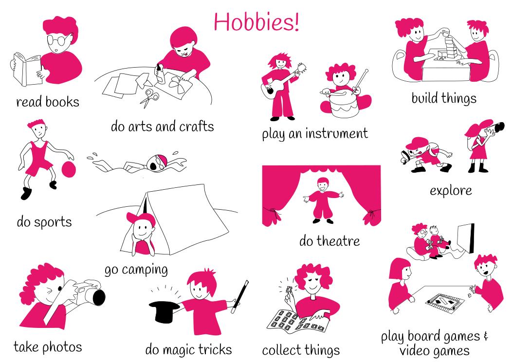 Theme 1: Hobbies