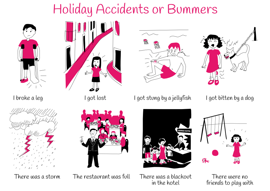 Theme 1: Holiday Bummers