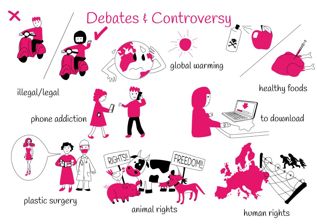 Theme 1: Debates & Controversy