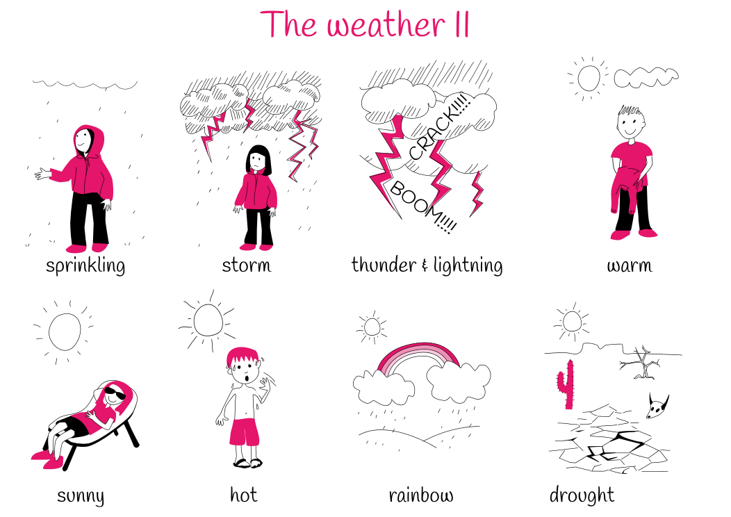 Theme 6: The Weather II.