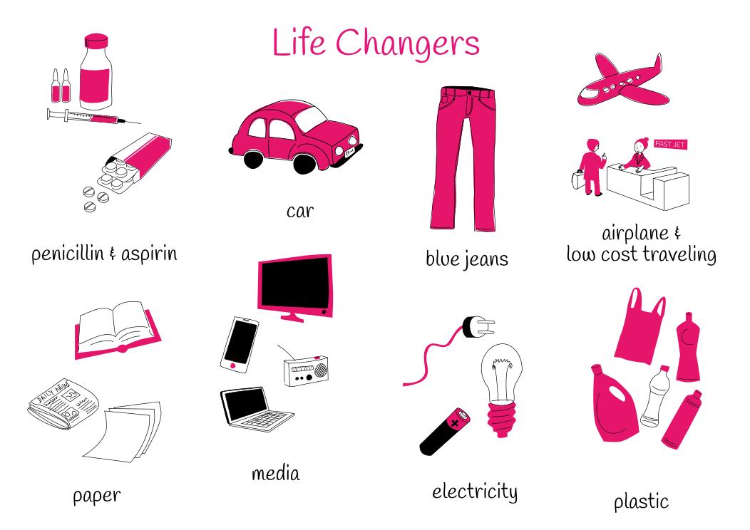 Theme 6: Life Changers