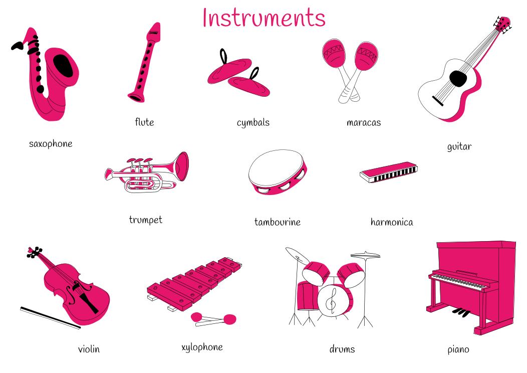 Theme 9: Instruments