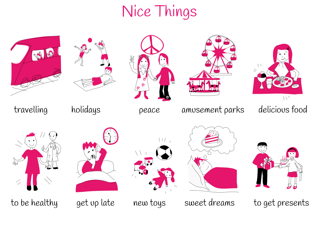 Theme 8: Nice Things