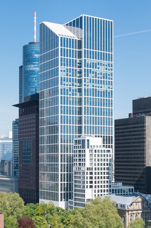 Taunusturm,Frankfurt a./M