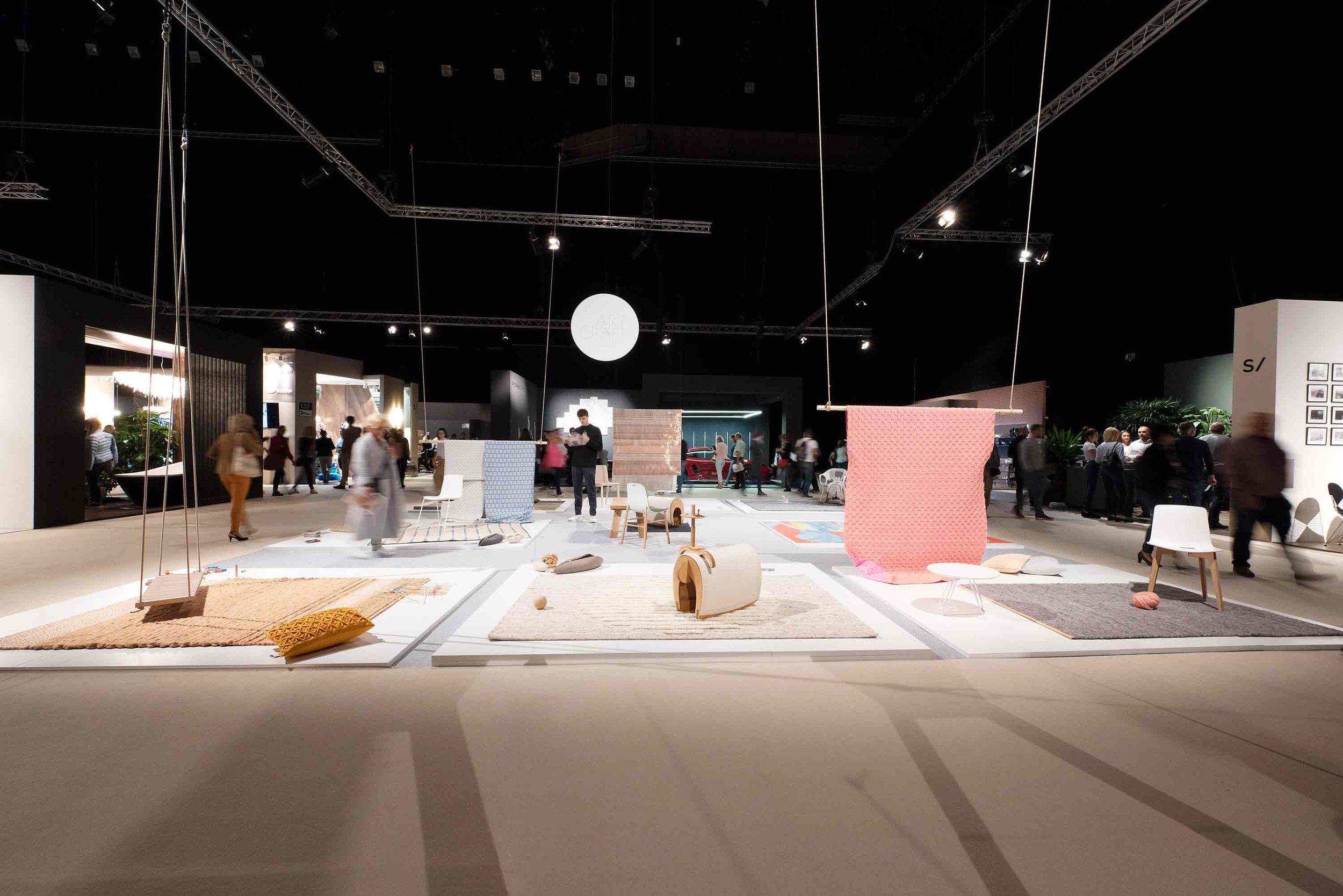 S/ALON BUDAPEST - Lakástrend kiállítás az arénában - rug art fest előzetes