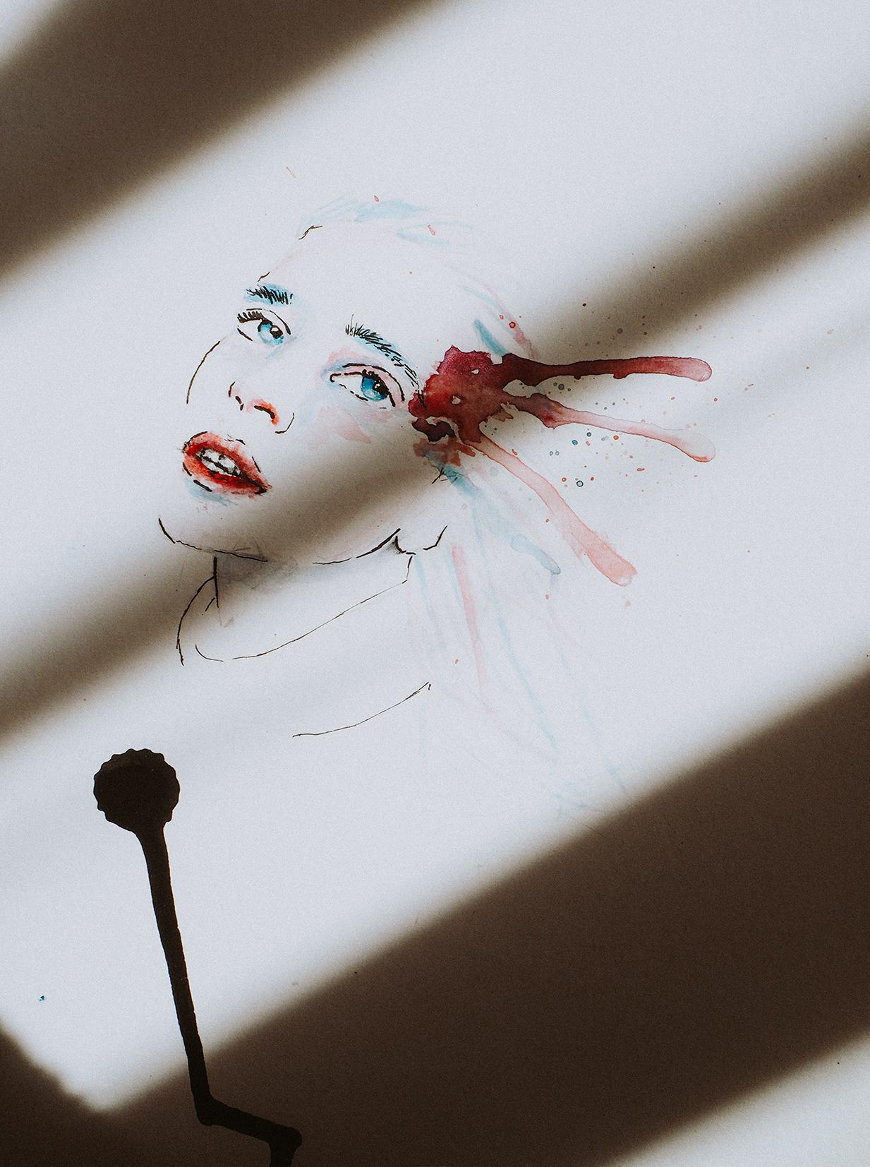 Artwork by Michael Colborne