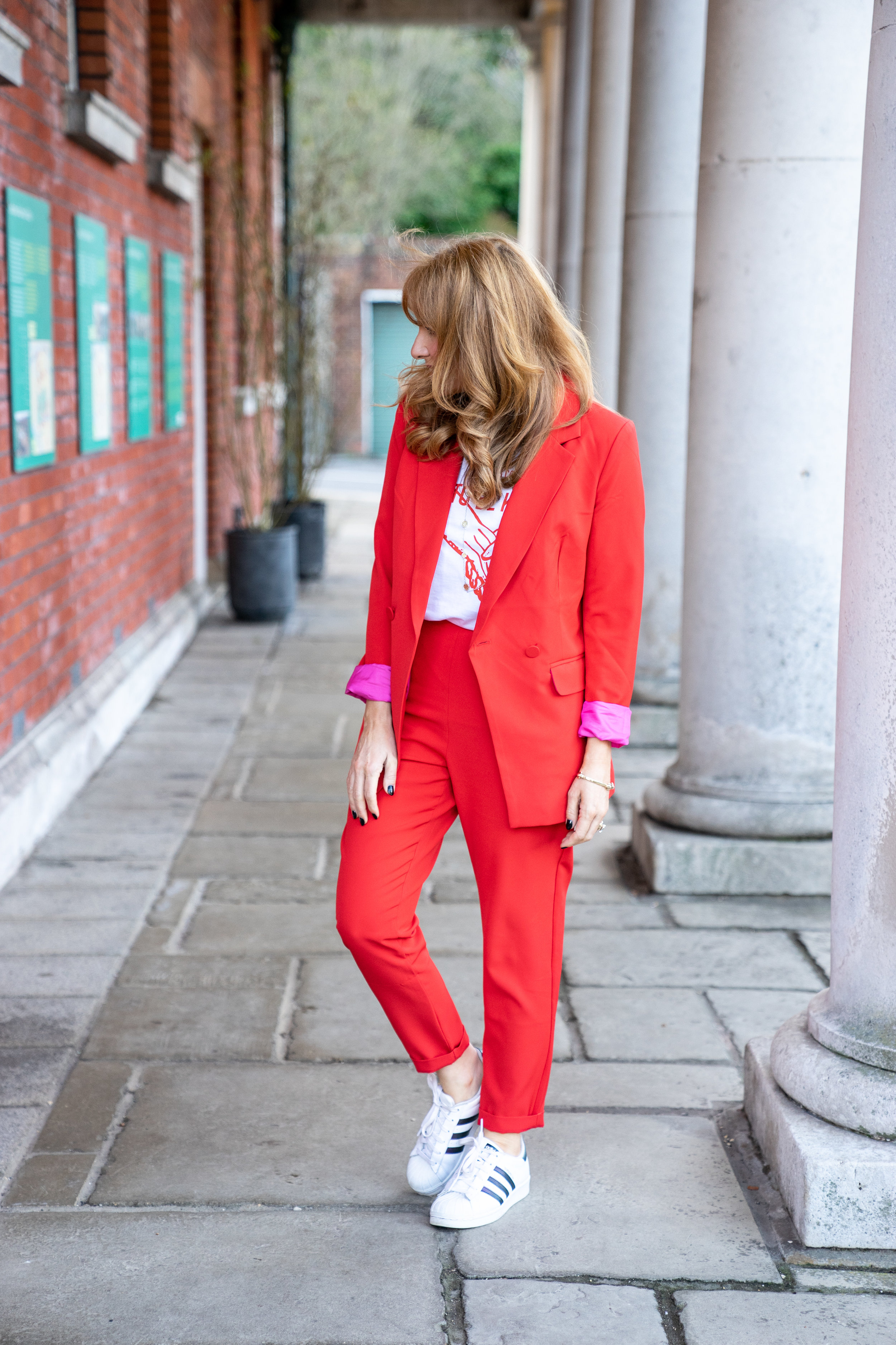 The Style Bible - The Red Suit