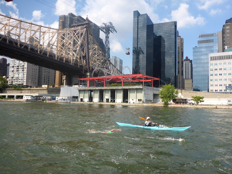 Under Ed Koch Queensboro Bridge