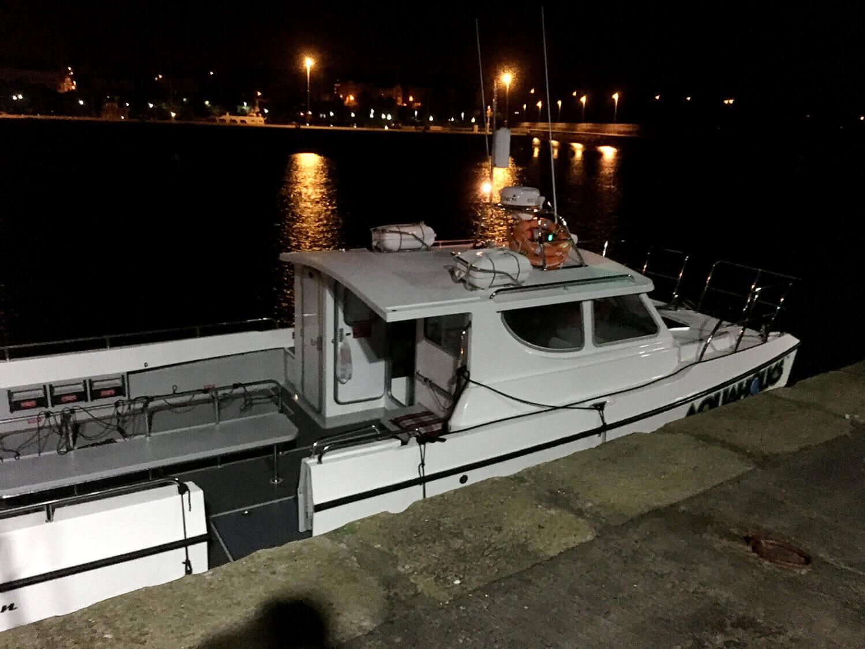 """Pilot Boat """"Aquaholics"""""""