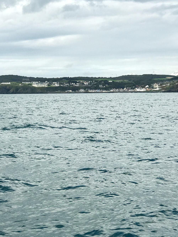 Portpatrick straight ahead